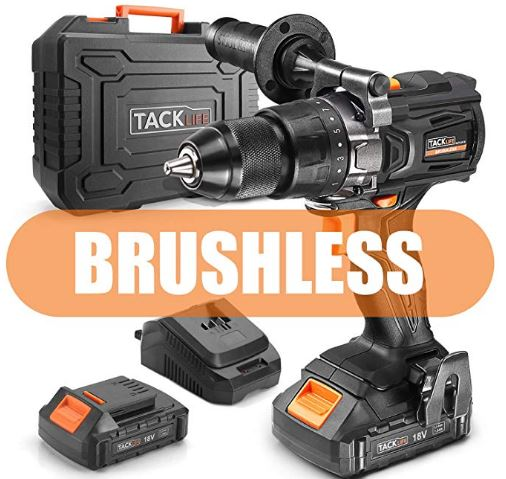taladro brushless